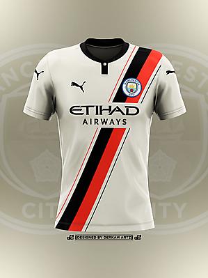 Manchester City - Away Kit (2019/20)