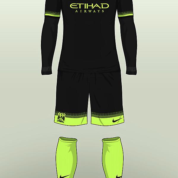 Manchester City - Third 16/17 (Concept)