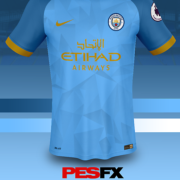 Manchester City   2018/19 Home Concept Kit