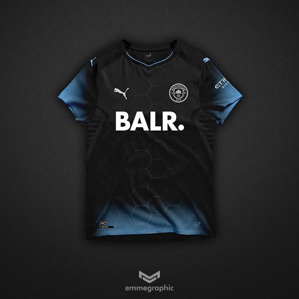 Manchester City | Puma X BALR.