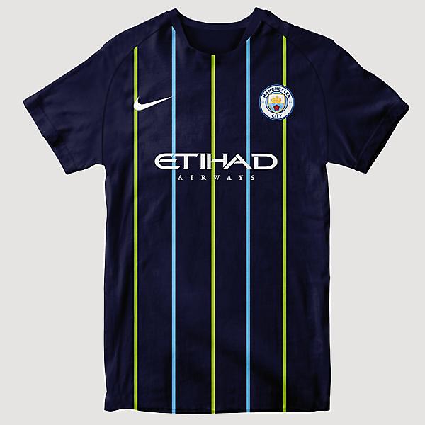 Manchester City Away 2018/2019