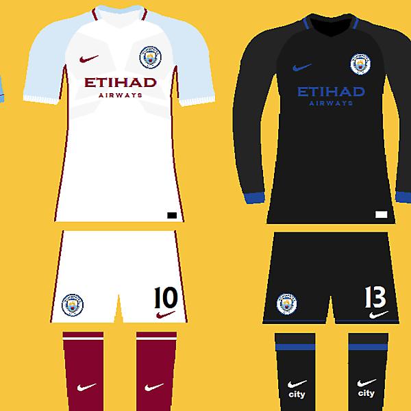 Manchester City concept kit