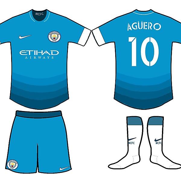 Manchester City Fantasy Home Kit