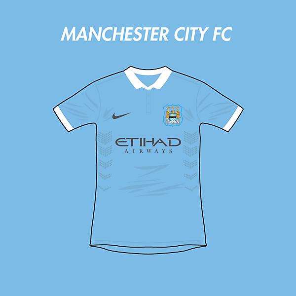 Manchester City FC X 2016