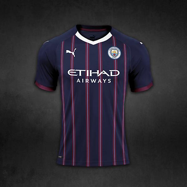 Manchester City Puma Away