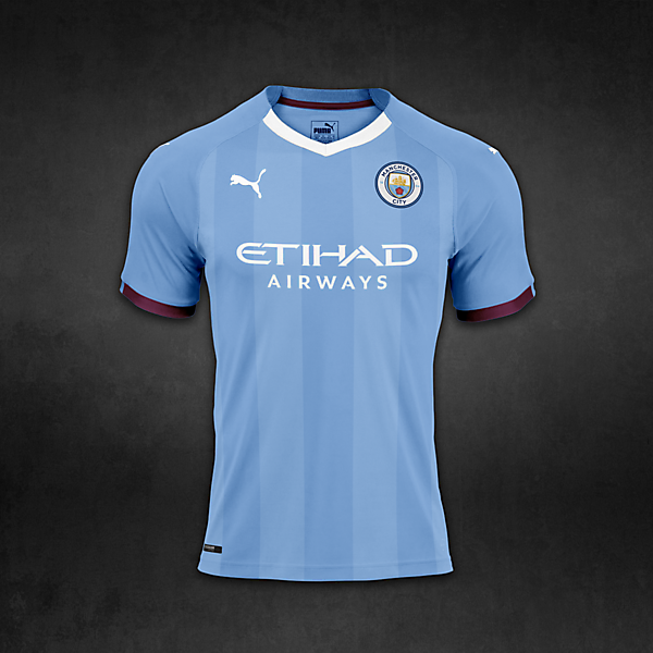 Manchester City Puma Home