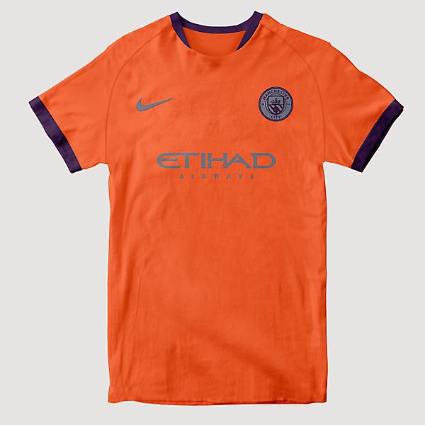 Manchester City Third 2018/2019