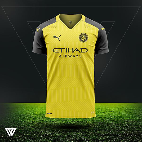 Manchester City third concept