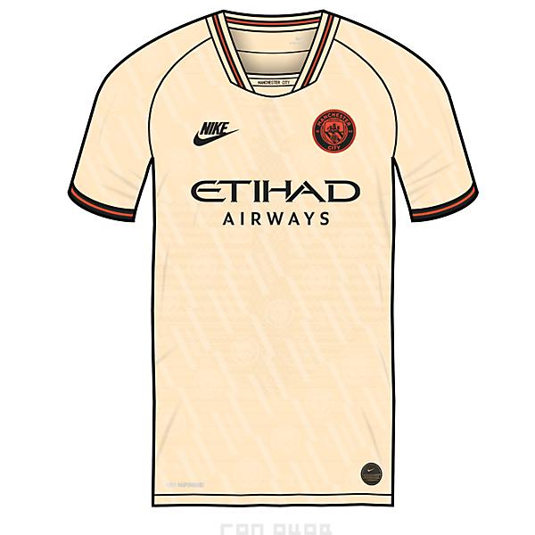 Manchester City Third Kit x Nike