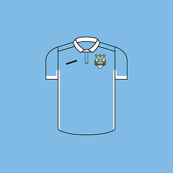 Manchester City × Minimalist