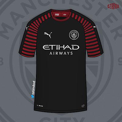 Manchester City x Puma | Away