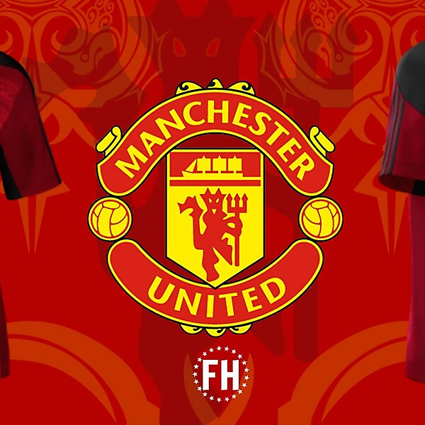 Manchester United - Adidas