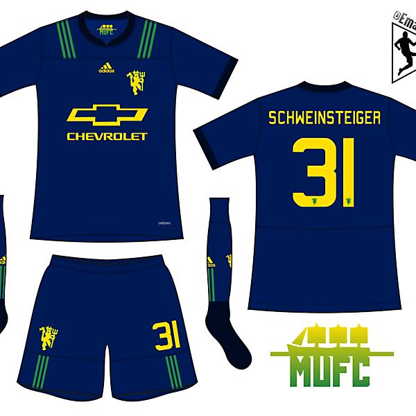Manchester United - Third kit