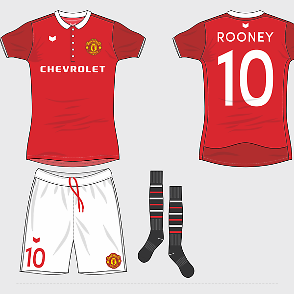 Manchester United - winfactor home