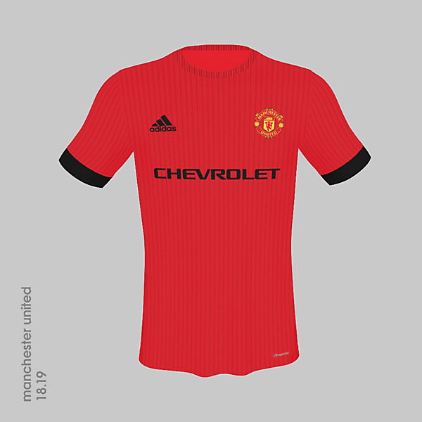 Manchester United 18/19 Concept