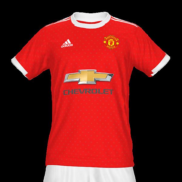 Manchester United 2021/2022 Fantasy Home Kit