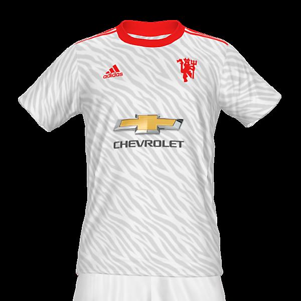 Manchester United 2021/2022 Fantasy Third Kit