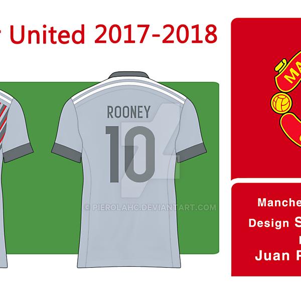 Manchester United 3rd Kit 2017-18 - Scholes18 v1.0