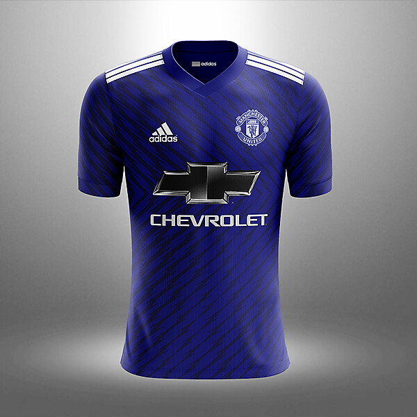 Manchester United Away Concept