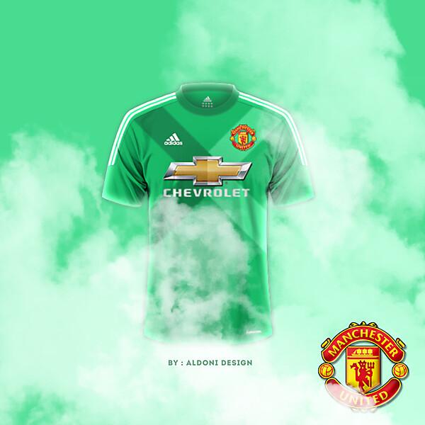 Manchester United Gk kit