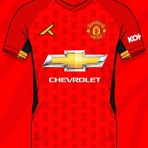 MANCHESTER UNITED (HOME)