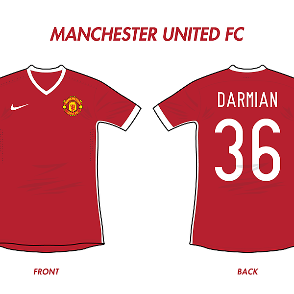 Manchester United Home / Nike