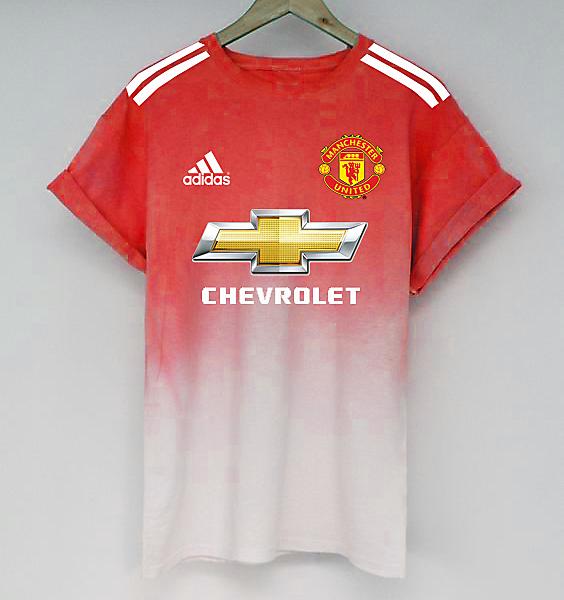 Manchester United Jersey Design 2017