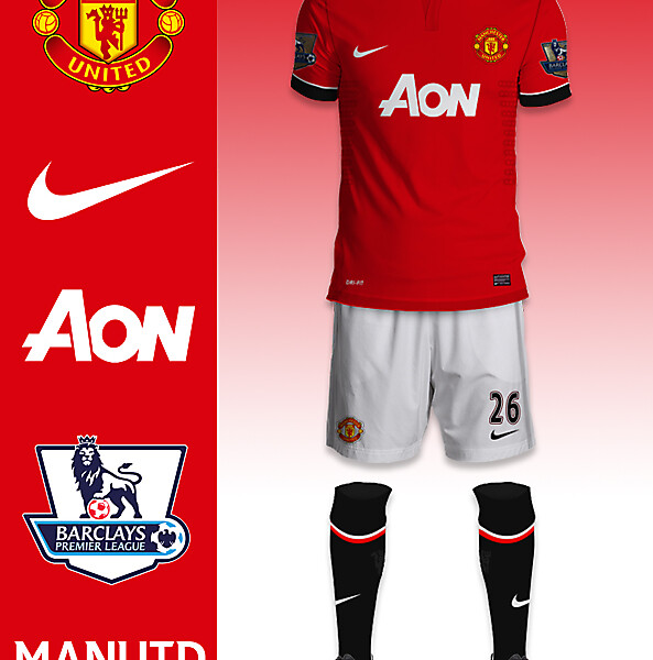 Manchester United 2013-2014
