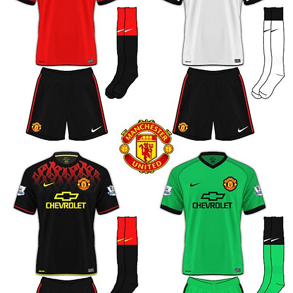 Manchester United Nike