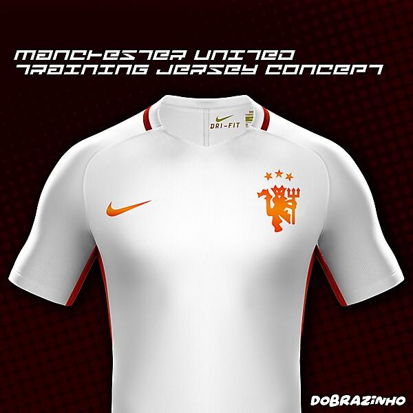 Manchester United Training Jersey x Nike