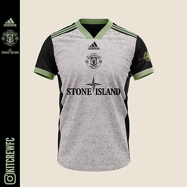 Manchester United x Adidas x Stone Island