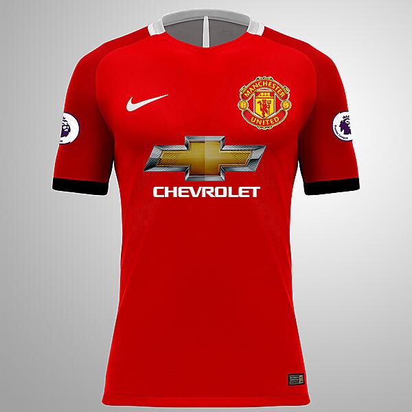 Manchester United x Nike design