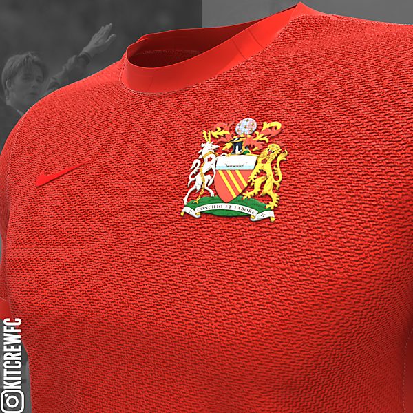 Manchester United x Nike Special Anniversary Kit  (2/3)