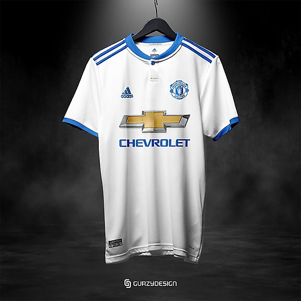 Manchester UTD   Away Concept