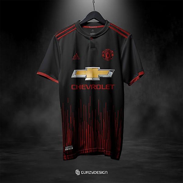 Manchester UTD   Third Concept