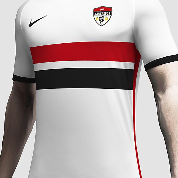 Manisaspor x Nike Concept Away Kit