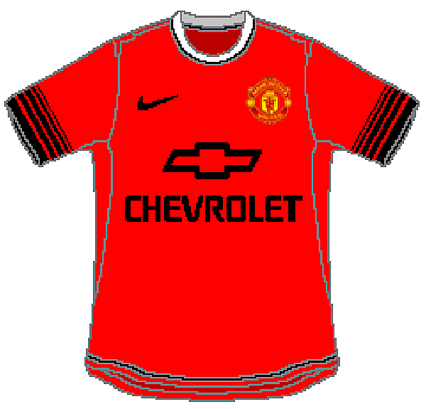 Manchester United Nike Home