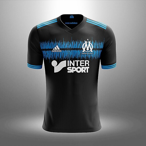 Marseille third concept kit