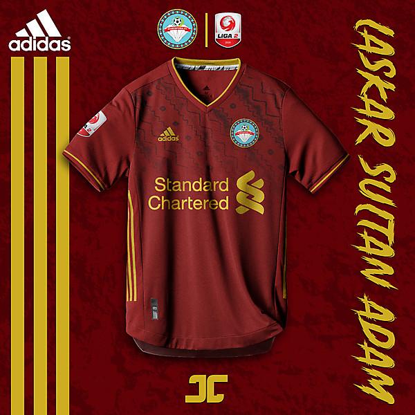 MARTAPURA FC X ADIDAS X LIGA 2 INDONESIA