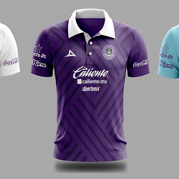 Mazatlan FC  Inaugural 2020 Kits