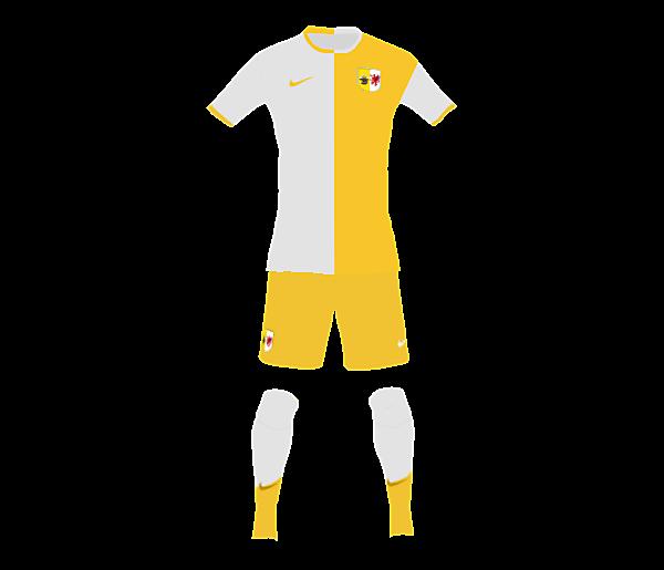Mecklenburg-Vorpommern Nationalmannschaft Heim Trikot