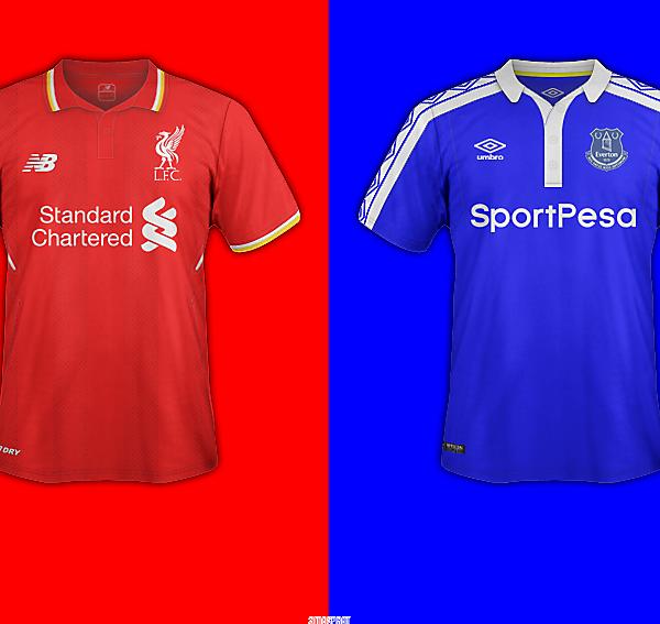Merseyside Derby Battle Kit
