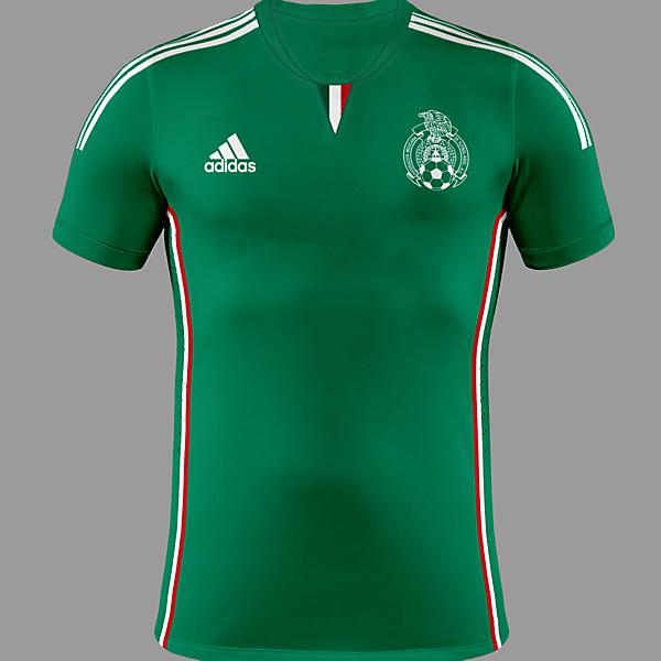 Mexico 16-17 Home ?