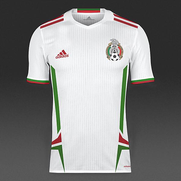 Mexico Away Kit Condivo 16
