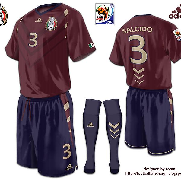 Mexico World Cup fantasy third
