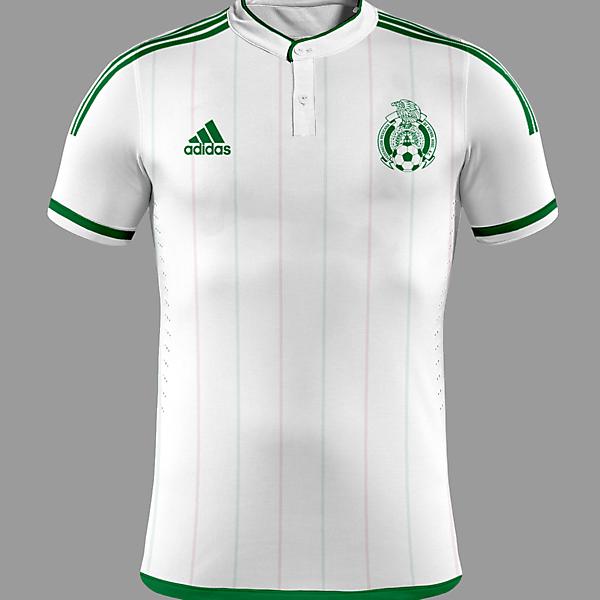 Mexico Copa America Away