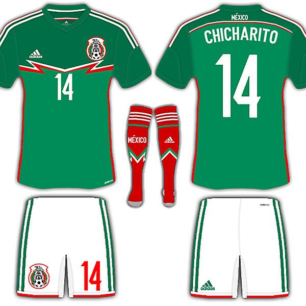 México fantasy home