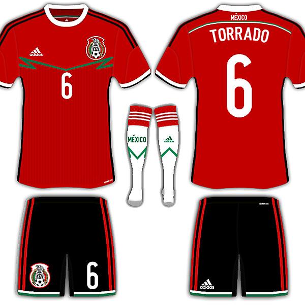 México fantasy away