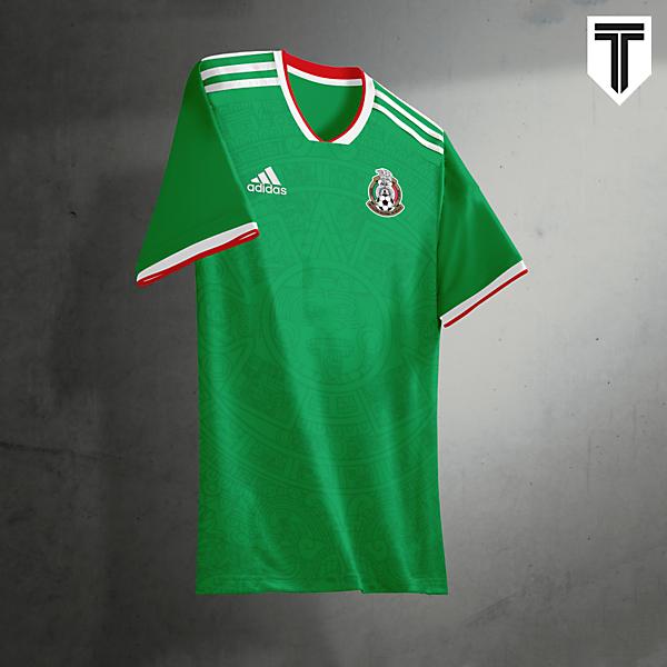 Mexico Home Concept Kit