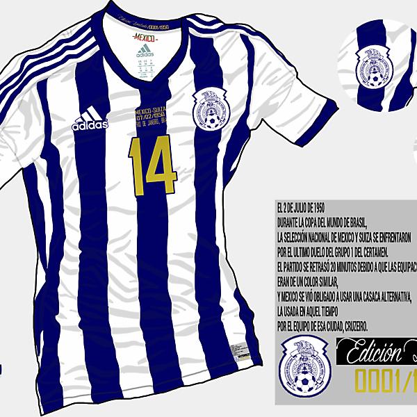 Mexico Special Edition third shirt 2015